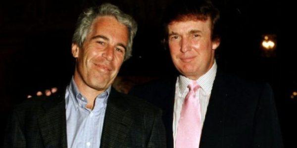 Epstein e Trump