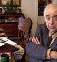(NYT16) NEW HAVEN, Conn. -- April 11, 2003 -- BLOOM-ARCHIVES -- Yale professor Harold Bloom has always railed against what he calls